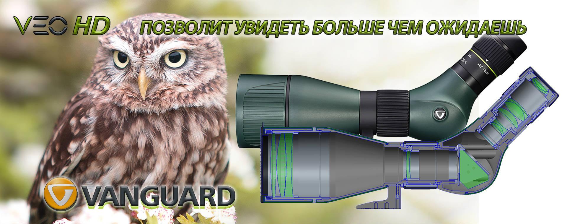 Vanguard VEO HD 80