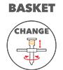 Basket Change